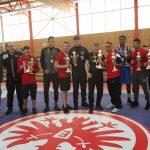 Marburger Boxer starteten beim Halbfinale und Finale der Hessischen Einzelmeisterschaften in Frankfurt