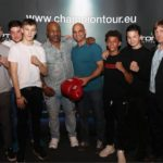 """Meet and greet"" mit Mike Tyson"